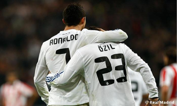 Pictures and Video : Cristiano Ronaldo vs Atletico Madrid (13 January 2011) Copa del Rey