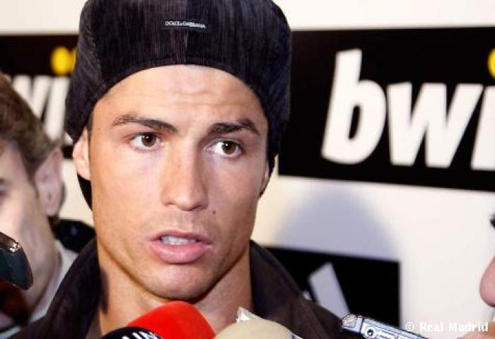 VIDEO – Cristiano Ronaldo Post-Match Interview vs Villarreal (9 January 2011)