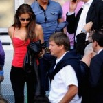 Mutua Madrilena Madrid Open - Celebrities
