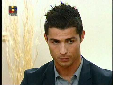 VIDEO : Cristiano Ronaldo Interview With TVI (Portugal)