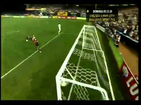 Video: Cristiano Ronaldo – Goal II vs AC Milan (Aug 8, 2012)