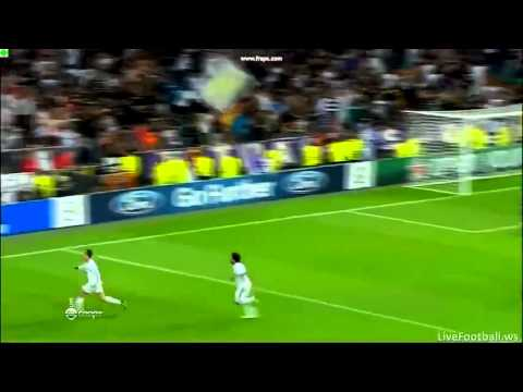 Cristiano Ronaldo Goal vs Manchester City – UEFA Champions League (Sep 18, 2012)