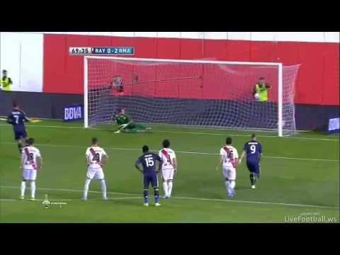 Cristiano Ronaldo – Goal (Pen) vs Rayo Vallecano (Sep 24, 2012)