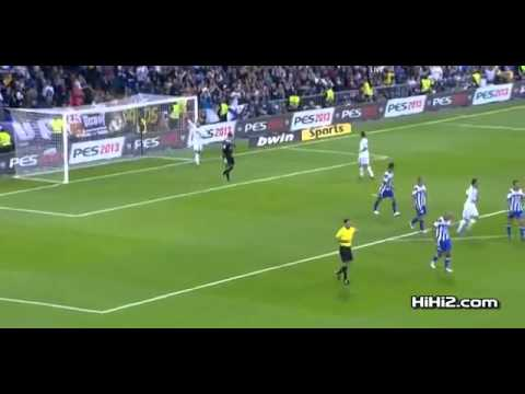 Video: Cristiano Ronaldo Penalty Goal vs Deportivo (Sep 30, 2012)