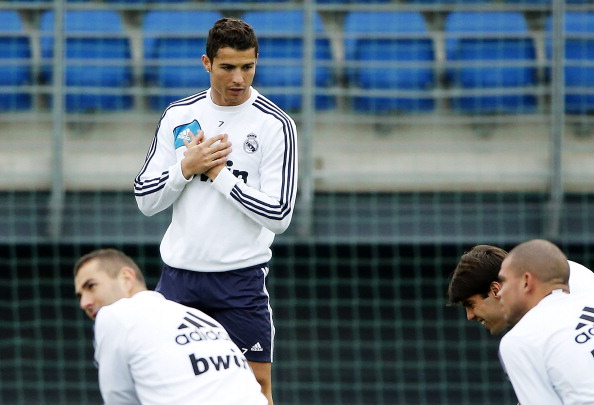 Real Madrid CF Training Session