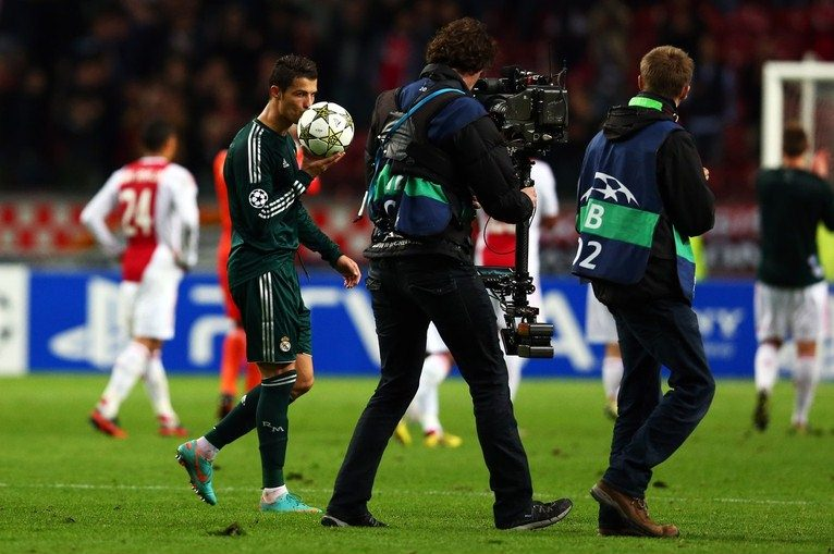 Ajax Amsterdam v Real Madrid - UEFA Champions League