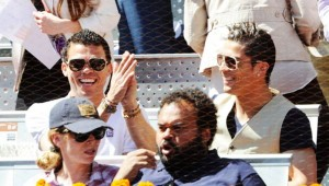Celebrities Attend Mutua Madrid Open