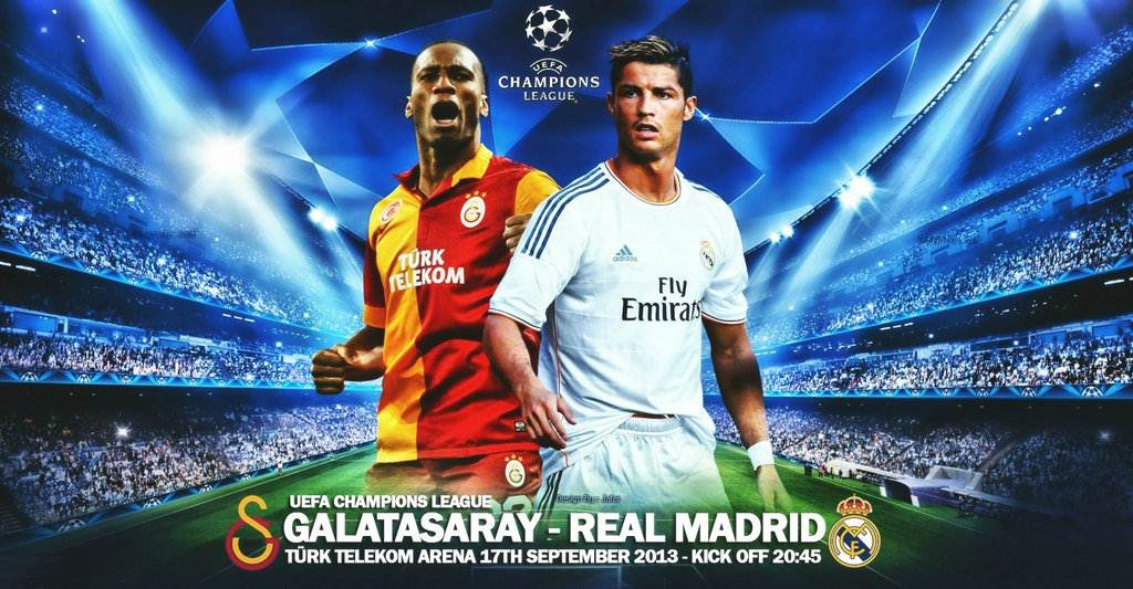 Real Madrid Schedule for 2013 14 UEFA Champions LeagueUefa Champions League Teams 201314