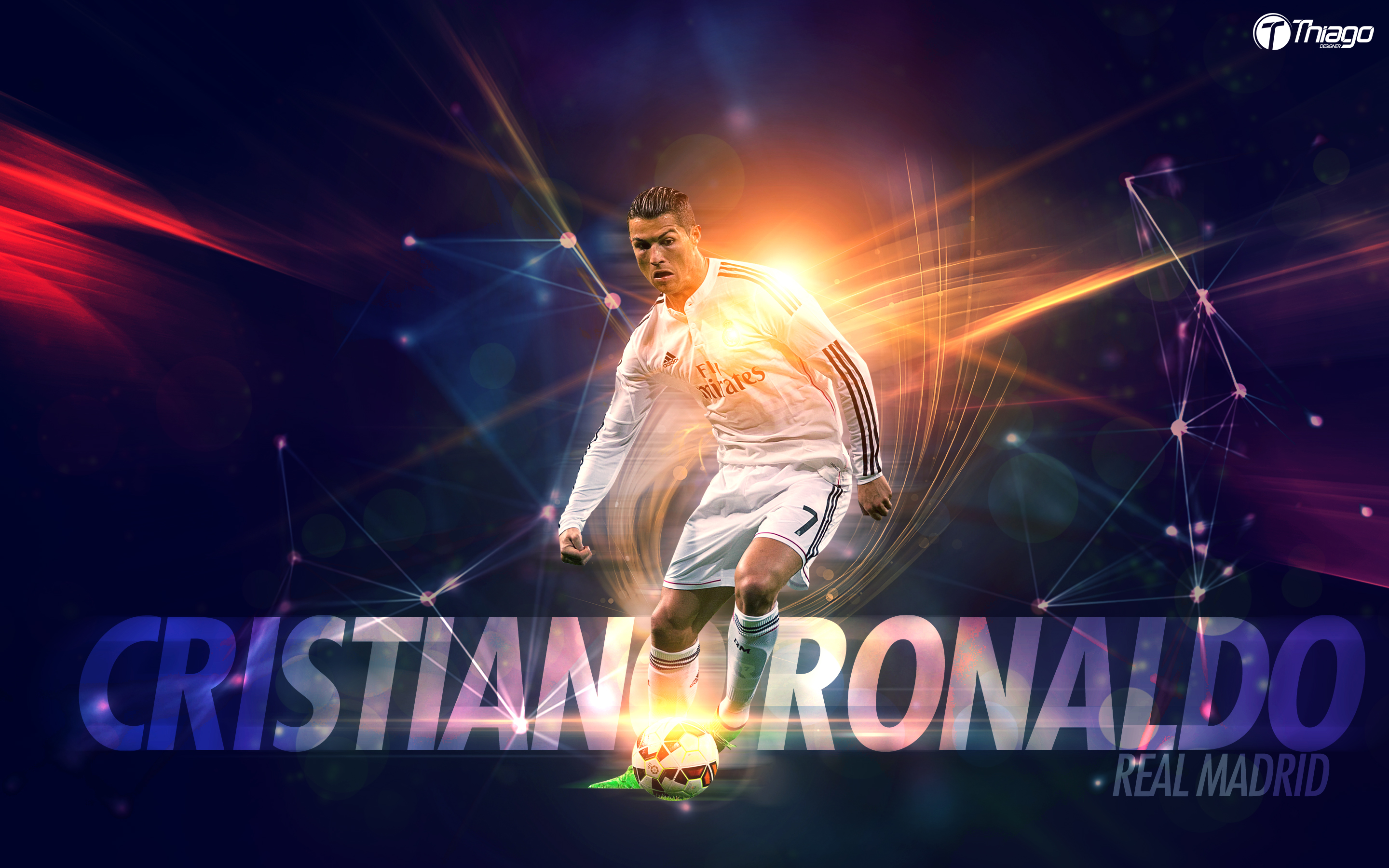 Cristiano Ronaldo's 2014 Best New Wallpapers | Cristiano Ronaldo Fan ...