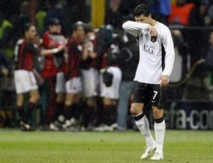 Cristiano Ronaldo Manchester United Beware Of Ac Milan In The Champions League Cristiano Ronaldo Fan News Photos Blog Pics Videos