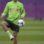 Pictures : Cristiano Ronaldo Training With Portugal (6-7 June 2012)Euro 2012