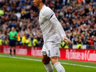 Possibility  Real Madrid's Cristiano Ronaldo Out Of Football Until  January 2010! 7b8d390d252