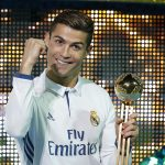 Cristiano Ronaldo Named Best European Sportsperson of 2017