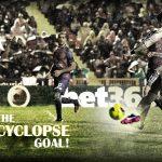 "The ""Cyclops"" Goal!"