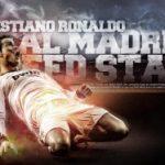 Wallpaper: CR7 – Real Madrid Star