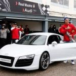 Pictures: Real Madrid – Audi Presentation 2012