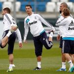 Pictures: Real Madrid Training Session (Nov 23, 2012)