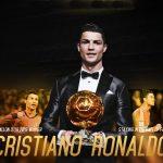 Wallpaper: Cristiano Ronaldo – Ballon D'OR 2013
