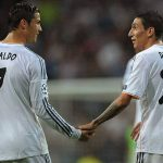 Angel Di Maria hints at Cristiano Ronaldo's Manchester United move