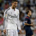 Cristiano Ronaldo could return to manchester united claims ex-Real Madrid president Ramon Calderon