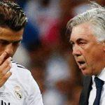 Coach Ancelotti Rules out Ronaldo rest