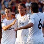 Ronaldo '100% ready' for Madrid derby